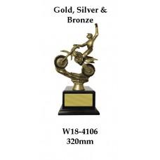 Motorsport Trophies W18-4106 - 320mm all 3