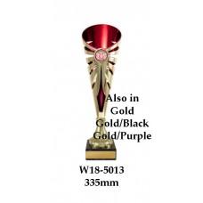 Gymnastics Trophies W18-5013 - 335mm Also 360mm & 385mm