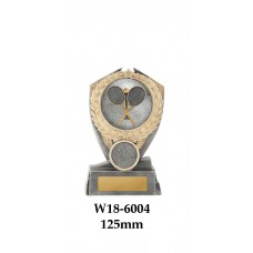 Tennis Trophies  W18-6004 - 125mm Also 150mm & 175mm