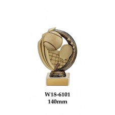 Tennis Trophies W18-6101 - 140mm Also 170mm 195mm & 220mm