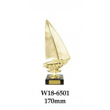 Sailing Trophies W18-6501 - 170mm Also 220mm 245mm & 280mm