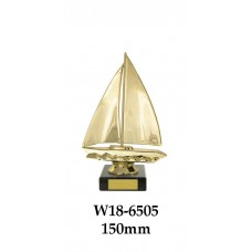 Sailing Trophies W18-6505 - 150mm Also 200mm 225mm & 260mm