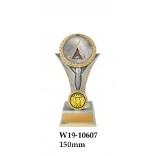 Hockey Trophies W19-10607 - 150mm Also 175mm 195mm & 225mm