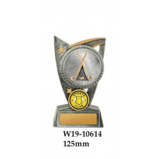 Hockey Trophies W19-10614 - 125mm Also 150mm & 175mm