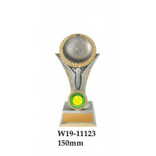 Tennis Trophies W19-11123 - 150mm Also 175mm 195mm & 225mm