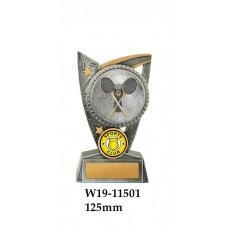 Badminton Trophies W19-11501 - 125mm Also 150mm & 175mm