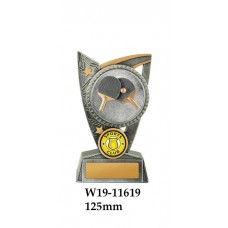Table Tennis Trophies W19-11619 - 125mm Also 150mm & 175mm