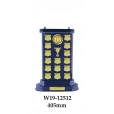 Perpetual Trophies W19-12512 - 405mm