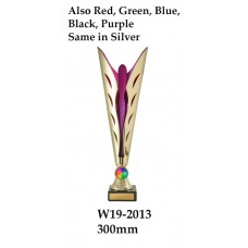 Dance Trophies W19-2013 - 300mm Also 312mm 332mm & 350mm