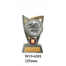 Drama Trophies W19-6301 - 125mm Also 150mm & 175mm