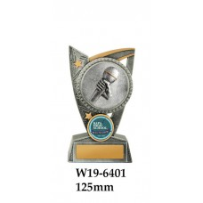 Music Debating Trophies W19-6401 - 125mm Also 150mm & 175mm