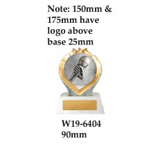Music Debating Trophies W19-6404 - 90mm Also 110mm & 130mm