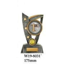 Billiards 8 Ball Trophies W19-8031 - 175mm