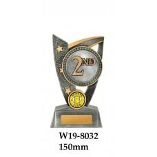 Billiards 8 Ball Trophies W19-8032 - 150mm
