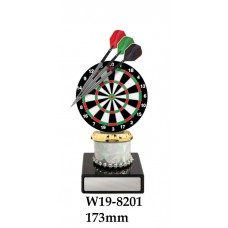 Darts Trophies W19-8201 - 173mm Also 198mm 223mm & 248mm