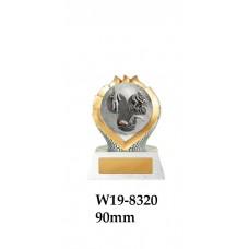 Triathlon Trophy W19-8320 - 90mm Also 110mm & 130mm