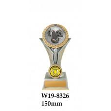 Triathlon Trophy W19-8326 - 150mm Also 175mm 195mm & 225mm
