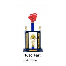 Boxing Trophies W19-8601 - 540mm Also 565mm & 620mm