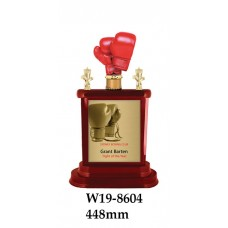 Boxing Trophies W19-8604 - 448mm Also 490mm & 547mm