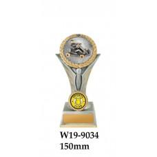 Motorsport Go Kart Trophies W19-9034 - 150mm Also 175mm 195mm & 225mm