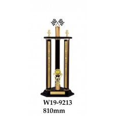 Motorsport Trophies W19-9213 - 810mm Also 720mm & 615mm