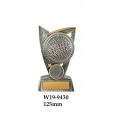 Golf Trophies W19-9430 - 125mm Also 150mm & 175mm