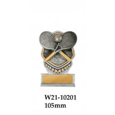 Tennis Trophies W21-10201 - 105mm Also 140mm 180mm 210mm & 240mm
