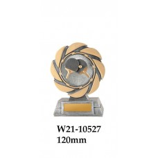 Table Tennis Trophies W21-10527 - 120mm Also 140mm & 155mm