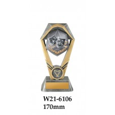 Drama Trophies W21-6106 - 170mm Also 210mm & 230mm