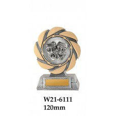 Drama Acting Trophies W21-6111 - 120mm Also 140mm & 155mm