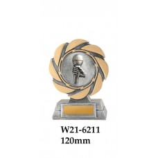 Music Debating Trophies W21-6211 - 120mm Also 140mm & 155mm