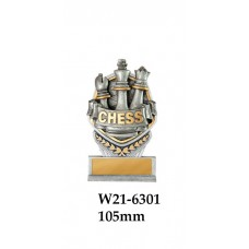 Chess Trophies W21-6301 - 105mm Also 140mm 180mm 210mm & 240mm
