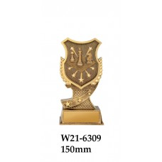 Chess Trophies W21-6309 - 150mm Also 175mm