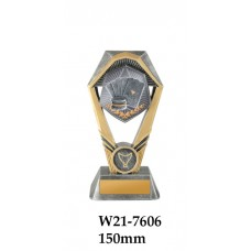 Playing Cards Trophies W21-7606 - 170mm Also 210mm & 2340mm
