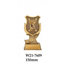 Playing Cards Trophies W21-7609 - 150mm Also 175mm