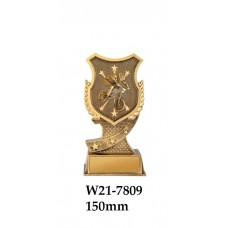 BMX Trophies W21-7809 - 150mm Also 140mm & 155mm