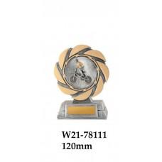 BMX Trophies W21-7811 - 120mm Also