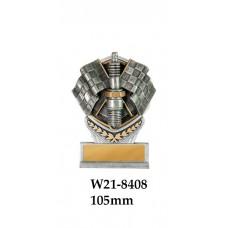 Motorsport Trophies W21-8408 - 105mm Also 140mm 180mm 210mm & 240mm