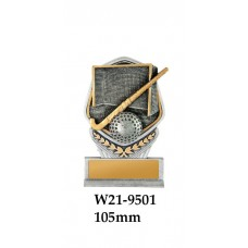 Hockey Trophies W21-9501 - 105mm Also 140mm 180mm 210mm & 240mm