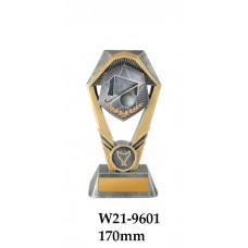 Hockey Trophies W21-9601 - 170mm Also 210mm & 230mm