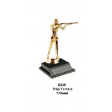 Shooting Trophies Trap Female 8335 - 170mm