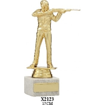 Shooting Trophies Trap Male X2123 - 170mm