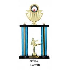 Martial Arts Trophies X3114 - 390mm