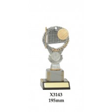 Volleyball Trophies X3143 - 195mm