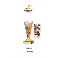 Trophy Cups X4010 - 150mm Also 175mm & 190mm