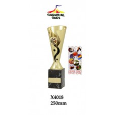 Trophy Cups X4018 - 250mm