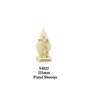 Shooting Trophies X4022 - 215mm