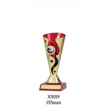 Trophy Cups X5019 - 155mm Also 175mm & 195mm