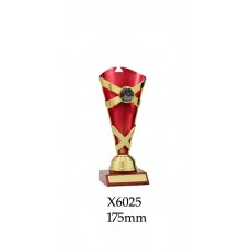 Trophy Cups X6025 - 175mm Also 195mm & 215mm