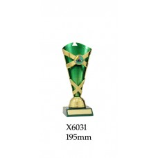 Trophy Cups X6031 - 175mm Also 195mm & 215mm
